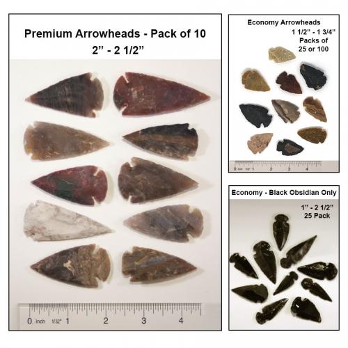 Arrowheads History Of Native American Artifacts Award Arrow Kits