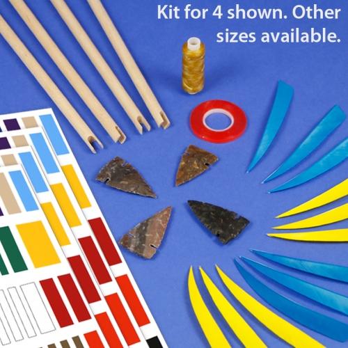 Award Arrow Adhesive Color Bands To Stripe 1 Arrow
