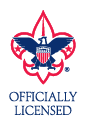 Boyscouts of America Official Licensee